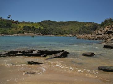 Praia dos Amores/Ferradurinha
