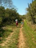Trail to Ferradura