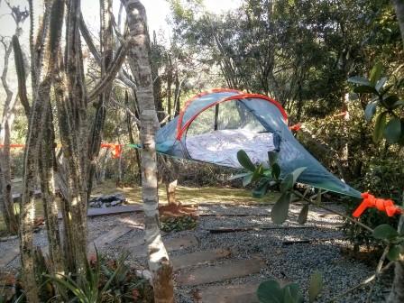 cosy tree tent